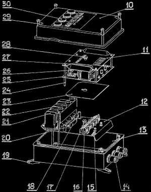 Электронное реле EP-5 C}{EMA