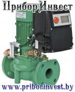 VeroLine-IP-E Электронно регулируемый насос с сухим ротором в исполнении inline с фланцевым соединением и автоматической регулировкой мощности