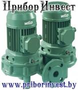 VeroTwin-DPL Сдвоенный насос с сухим ротором в исполнении inline с фланцевым соединением
