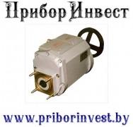 МБОВ-63/1-0,25 Механизм быстрозапорный однооборотный взрывозащищённый