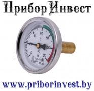 ТБП63, ТБП100 Термометры биметаллические показывающие