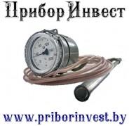 ТГП-100Эк-М1 Термометр манометрический газовый показывающий электроконтактный