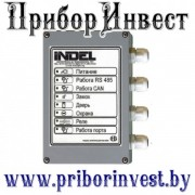 ИНДЕЛ-1716 (6AI) Контроллер сбора информации телеметрической