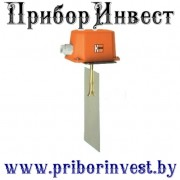 LPS-R Лопастное сильфонное реле потока для воздуха