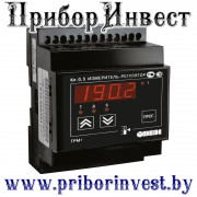 Измеритель-регулятор одноканальный ОВЕН ТРМ1 в корпусе Д (на дин-рейку)