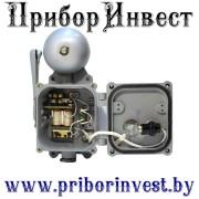 Звонок ЗВЛФ-220 постоянного тока с лампой и фильтром