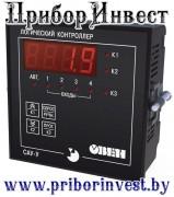 Контроллер для управления насосом ОВЕН САУ-У.Щ11 (корпус щитового типа)