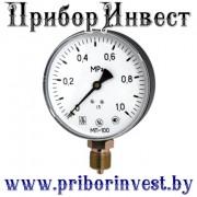 МП100М | МВП100М | ВП100М Манометр, мановакуумметр, вакуумметр показывающий