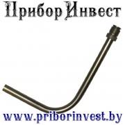 1,6-70-ст20-МУ, ЗК14-2-2-02 (Отвод ОС100н-03-G1/2 (резьба G1/2 наружная/второй конец под вварку) материал: Ст20 (14х2))  Отборное устройство давления