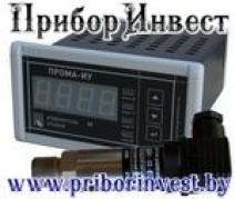 Измерители уровня многофункциональные ПРОМА-ИУ-версия 010 щитовое исполнение
