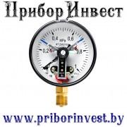 ДМ2010ф, ДА2010ф, ДВ2010ф Манометр избыточного давления, вакуумметр и мановакуумметр показывающий сигнализирующий
