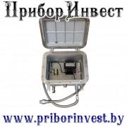 Источник высокого напряжения ИВН-ТР-1ExdIIBT6 с открытой крышкой