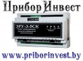 ЭРУ-3-5СК, ЭРУ-3-5СК-IP65 Реле уровня жидкости электронное трехканальное