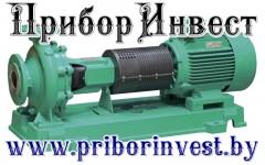 CronoNorm-NL Одноступенчатый низконапорный центробежный насос с осевым всасыванием, для установки на фундаментную плиту