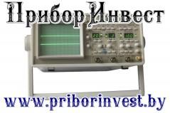 С1-176 Осциллограф аналоговый двухканальный