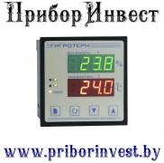 Гигротерм-38К5 ПИД-регулятор температуры и влажности со светодиодной индикацией