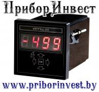 ИРПЦ-20 Индикатор-регулятор программируемый цифровой