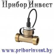 QVE3100.010 | QVE3100.015 | QVE3100.020 | QVE3100.025 Датчик потока для жидкостей с выходным сигналом 4-20mA из бронзы