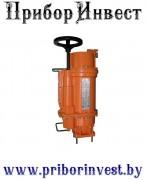МБОВ-(40-125) Электропривод запорный однооборотный взрывозащищенный со встроенным электронным управлением