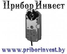 GEB131.1E Привод заслонки 3-точечное регулирование, 24 В, поворотного типа 15 Нм, 150 с
