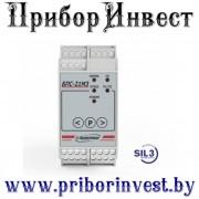 Блок питания, сигнализации и связи датчиков стационарный БПС-21М3