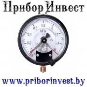 МТЭ-160,  МВТЭ-160 Манометры, мановакуумметры технические электроконтактные