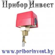 ДР-П-03-15, ДР-П-03-20, ДР-П-03-25 Датчик-реле потока лепестковый