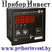 Измеритель-регулятор одноканальный ОВЕН ТРМ1 в корпусе Щ1