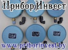 МЭД-22364, МЭД-22365 Преобразователь давления - манометр, вакууметр и мановакууметр взаимозаменяемый
