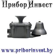 Колокол-ревун переменного тока 220В КЛРП 220 УХЛ5, КЛРП 127 УХЛ5, КЛРП 24 УХЛ5