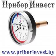 ТМТБ-41Т, ТМТБ-31Т Термоманометр осевой