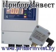 Измеритель давления ПРОМА-ИДМ(В)-010-Н с выносным датчиком корпус настенный