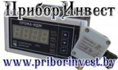 Измеритель давления ПРОМА-ИДМ(В)-010-Щ с выносным датчиком корпус щитовой
