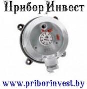 DPD-2, DPD-5, DPD-10 Датчик перепада давления с контактором
