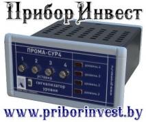 Сигнализатор уровня прома-сур4-щ (щитовое исполнение корпуса)