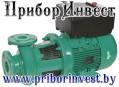 CronoBloc-BL-E Насос с сухим ротором в блочном исполнении электронно регулируемый с фланцевым соединением и автоматической регулировкой мощности